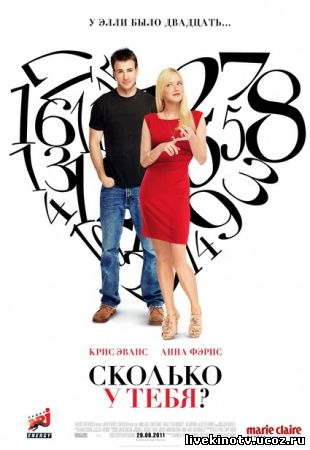 Сколько у тебя? / What's Your Number? /HDRip